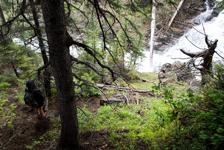 Fluorence Falls
