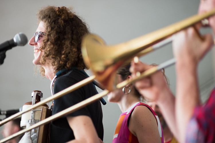 Perch Creek Family Jugband at Winnipeg Folk Festival
