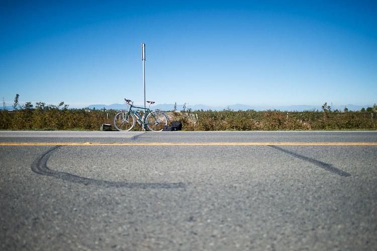 Cycling from Tsawwassen Ferry Terminal