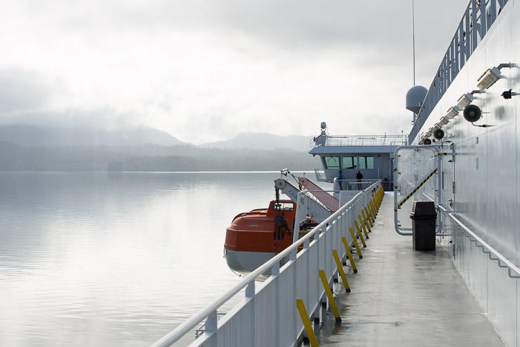 BC Ferries - West Coast Inside Passage