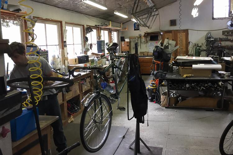 Naked Cycles bike shop
