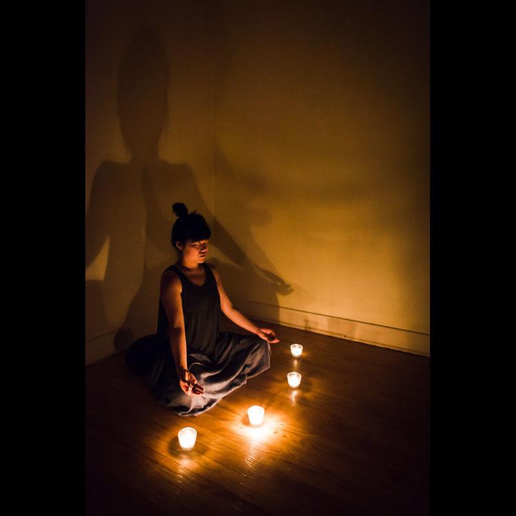 Meditation - shadow self
