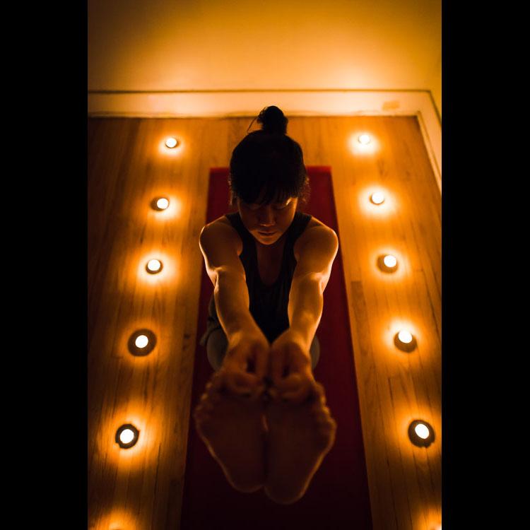 Yoga drishti - focus