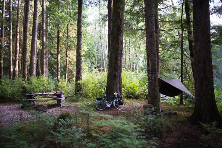 Elk Creek Campsite