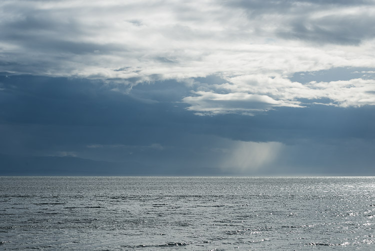 Turbulent weather over the Salish Sea