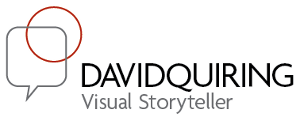 David Quiring – Visual Storyteller logo